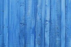 Madera azul Imagen de archivo libre de regalías
