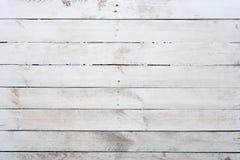 Madera blanca del fondo imágenes de archivo libres de regalías
