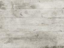 Madera blanca tablero Fotografía de archivo