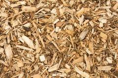 Madera Chips For Landscaping - visión superior de la corteza - fondo abstracto foto de archivo libre de regalías