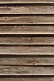 Madera de la cerca secada por el sol Fotografía de archivo libre de regalías
