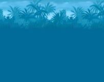 Madera de la palma Foto de archivo libre de regalías