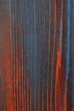 madera del colourfull Fotografía de archivo