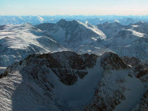 Madera del Mt, Montana Foto de archivo libre de regalías