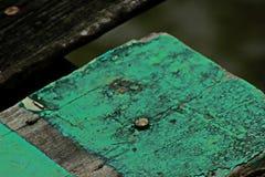 Madera del pedazo Foto de archivo libre de regalías