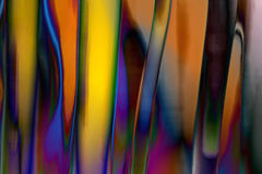 Madera frecuentada Fotografía de archivo
