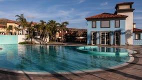 Madera hotel Zdjęcie Stock