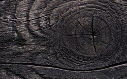 Madera oscura Imagen de archivo libre de regalías