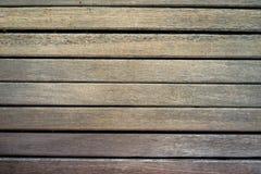 Madera oscura vieja Foto de archivo libre de regalías