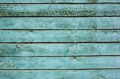 Madera pintada vieja Fotos de archivo libres de regalías