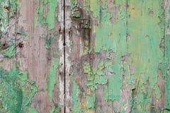 Madera resistida Imagen de archivo libre de regalías