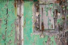 Madera resistida Fotos de archivo libres de regalías