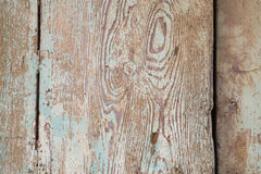Madera resistida Foto de archivo libre de regalías