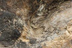Madera socarrada Fotografía de archivo libre de regalías