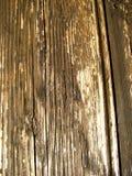 Madera vieja Foto de archivo libre de regalías