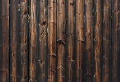 Madera vieja de la granja Foto de archivo