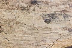 Madera vieja de la teca Imagen de archivo