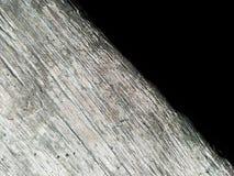 Madera y oscuridad de la textura Imagen de archivo