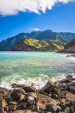 Maderia island, from Faial village Royalty Free Stock Photos