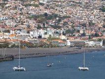 Madery wyspa fotografia royalty free