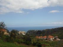 Madery wyspy krajobraz Fotografia Royalty Free