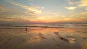 Madh пляжа Стоковые Изображения RF