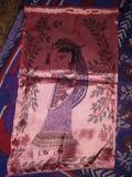 Madhubani绘画 库存照片