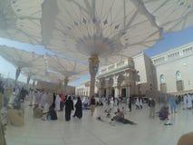 Madinah la Arabia Saudita Imagen de archivo