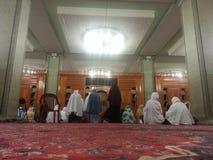 Madinah Quba meczet Obrazy Royalty Free