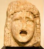 Madinat al-Zahra mask Royalty Free Stock Image