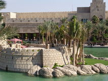 Madinat Island. Great place to visit Stock Images