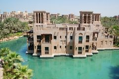 Madinat Jumeirah Royalty Free Stock Photo