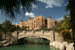 Madinat Jumeirah 2 Royalty Free Stock Photography