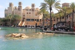 Madinat Jumeirah immagini stock