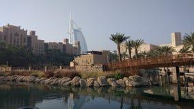 Madinat Jumeirah Zdjęcia Stock