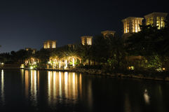 Madinat Jumeirah, Dubai Stock Images
