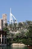 Madinat Jumeirah in Dubai Stock Image