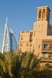 Madinat Jumeirah in Dubai Stockfotos