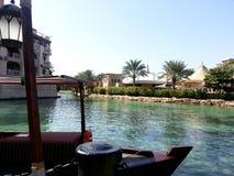 Madinat Jumeirah Dubai, U A E Arkivbilder