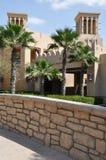 Madinat Jumeirah em Dubai Imagem de Stock Royalty Free
