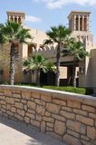 Madinat Jumeirah en Dubai Imagen de archivo libre de regalías