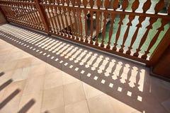 Madinat Jumeirah hotel Zdjęcia Stock