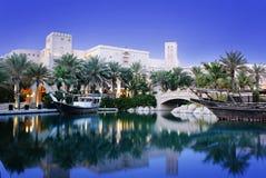 Free Madinat Jumeirah In Dubai Stock Photo - 20267570
