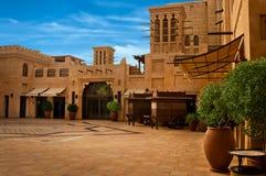 Madinat Jumeirah 3, 2013 nel Dubai. Fotografie Stock