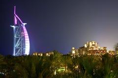 Madinat Jumeirah Resort Dubai Stock Photography