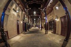 Madinat Jumeirah Souk Lizenzfreies Stockfoto
