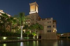 Madinat Jumeriah, Дубай Стоковое фото RF