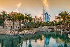 Madinat Souk Royalty Free Stock Photos