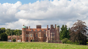 Madingley Hall, Cambridge University Stock Photos