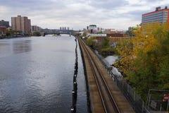 Madison Avenue Bridge 2 Stock Photography